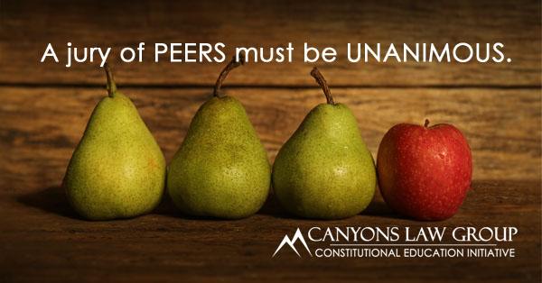 Jury Unanimity