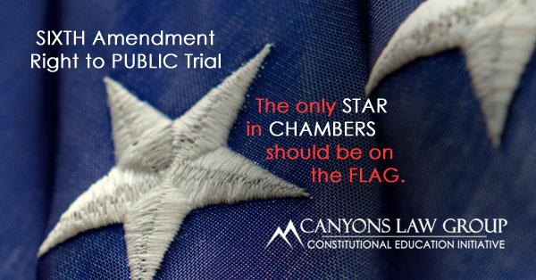 Public Jury Trial - Star Chamber