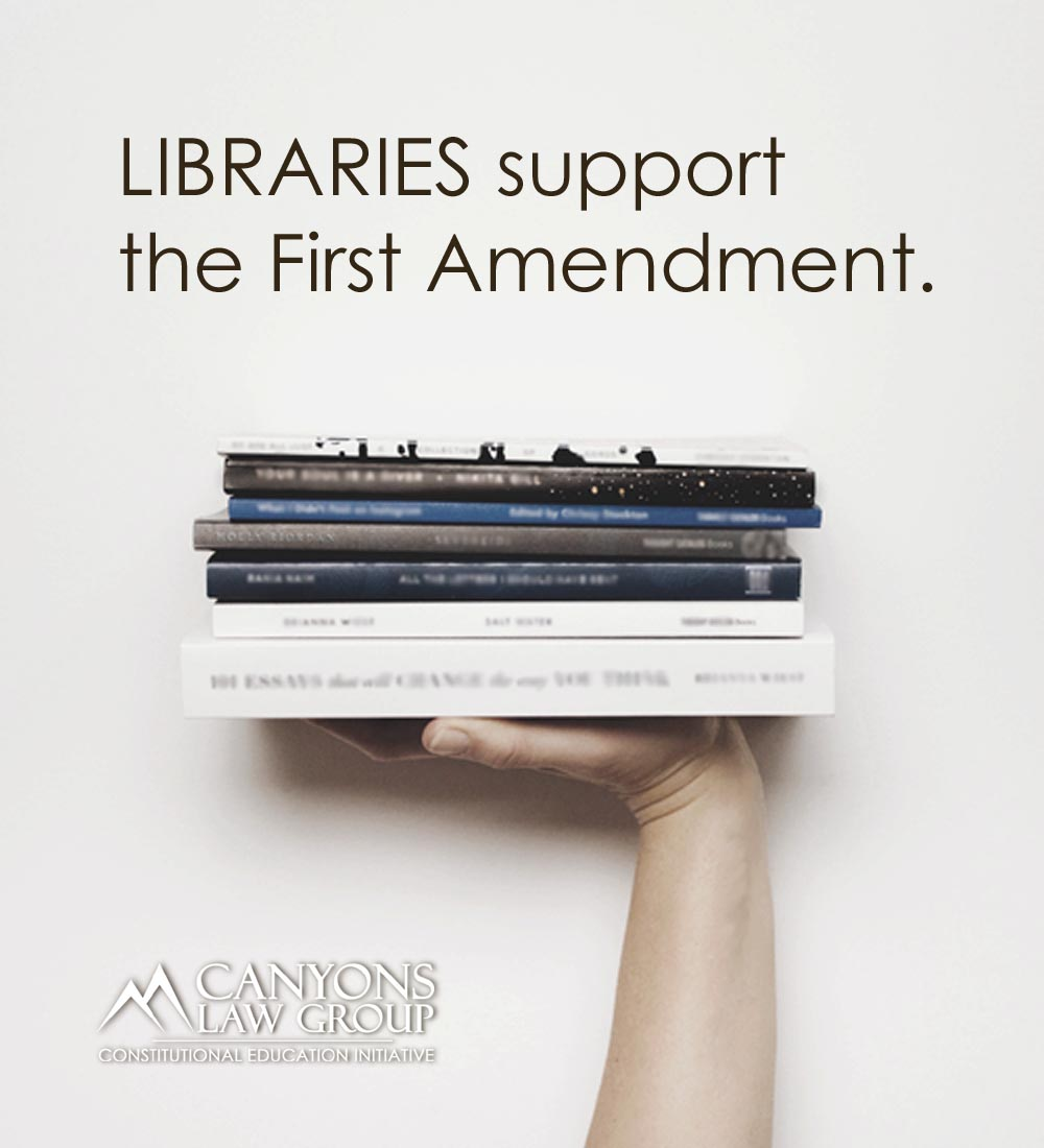 First Amendment - Constitutional Rights